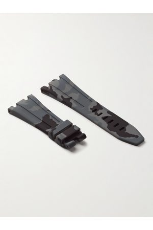 HORUS WATCH STRAPS Tang 42mm Rubber Watch Strap