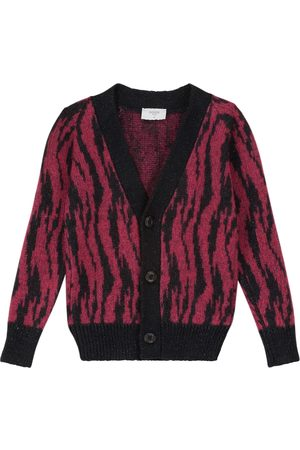 PAADE Wool and cotton-blend cardigan