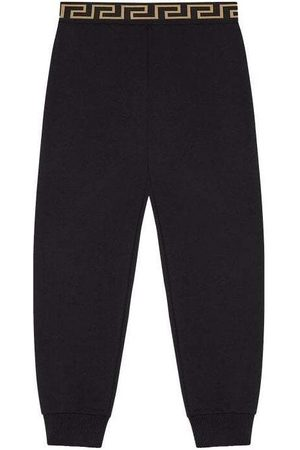 VERSACE Boys Cotton Joggers - 10 YEARS