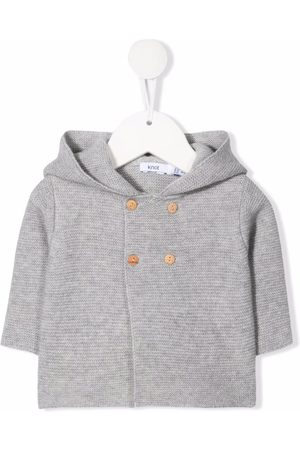 KNOT Dodie double-breasted hoodie