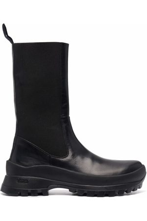 ATP Atelier Knee-high leather boots