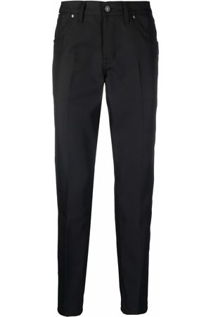 Tom Ford Low-rise slim-fit trousers