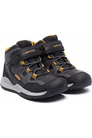 Geox Teram touch-strap trainers