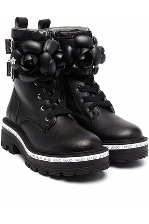 Liu Jo Tailor lace-up ankle boots