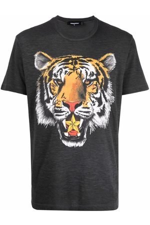 Dsquared2 Graphic-print short-sleeve T-shirt
