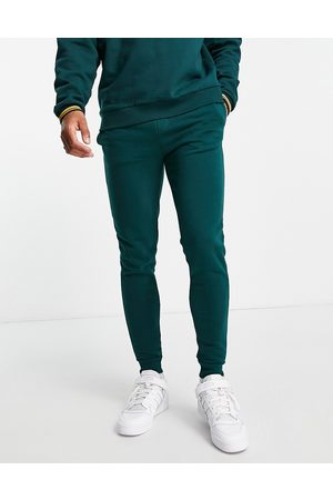 River Island Men Tracksuit - RI muscle fit joggers in
