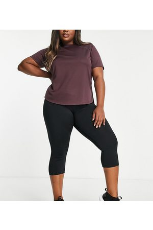 Simply Be Active cropped leggings in