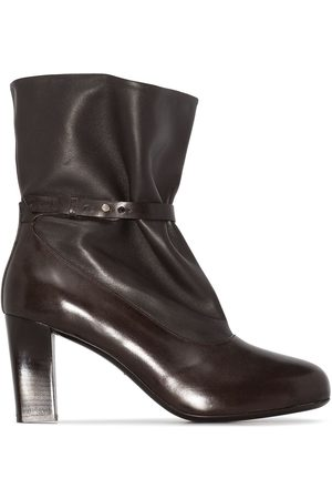 LEMAIRE Women Ankle Boots - Block heel ankle boots