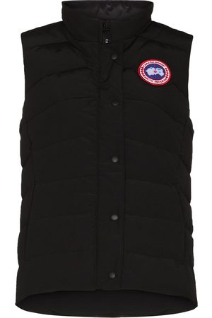 Canada Goose Freestyle logo-patch padded gilet