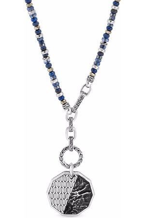 John Hardy Reticulated Classic Chain pendant necklace