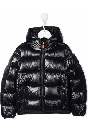 save the duck Padded zip-up hooded jacket