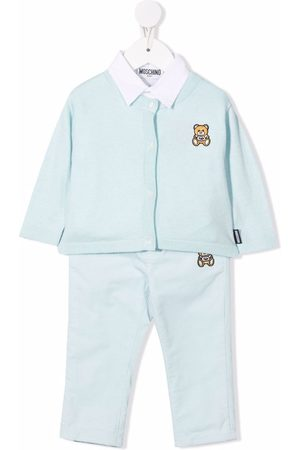 Moschino Teddy Bear-embroidered tracksuit
