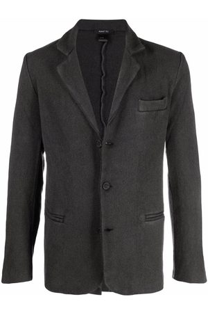 AVANT TOI Fitted single-breasted blazer