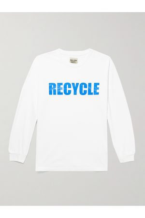 GALLERY DEPT. Printed Cotton-Jersey T-Shirt