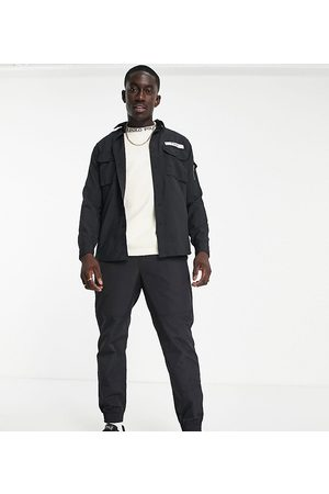 Polo Ralph Lauren X ASOS exclusive collab ripstop trousers in with belt fastening and pony logo