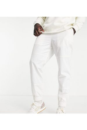 Polo Ralph Lauren X ASOS exclusive collab ripstop trousers in cream with belt fastening and pony logo