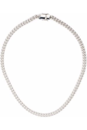 TOM WOOD Necklaces - Chunky curb-chain necklace