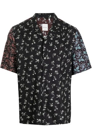 Paul Smith Floral-print buttoned-up shirt