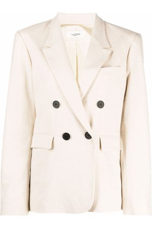 Isabel Marant Double-breasted tailored blazer