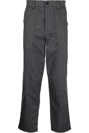 PS Paul Smith Cropped tailored trousers