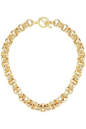 Kenneth Jay Lane Necklaces - 20K Goldplated Chain Necklace