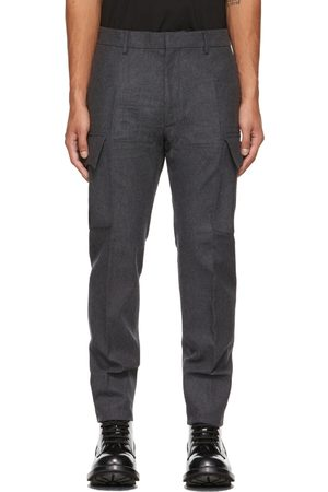 Dsquared2 Wool Cargo Pants