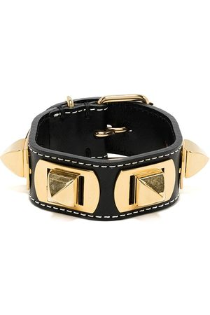 UNDERCOVER Spike-detail leather cuff