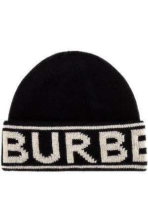 Burberry Hats - BB Cashmere Knit Hat in