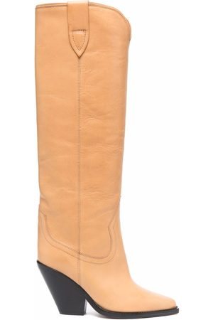 Isabel Marant Women Boots - Western leather boots
