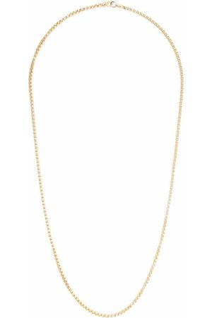TOM WOOD Venetian Chain Double -plated sterling-silver necklace