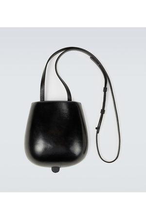 LEMAIRE Molded leather Tacco bag