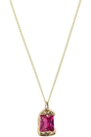 Bleue Burnham Necklaces - Recycled 9kt gold The Rose necklace