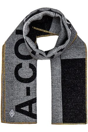 A-cold-wall* Large Logo Scarf in
