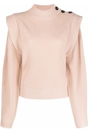 Isabel Marant Women Jumpers - Peggy knitted jumper