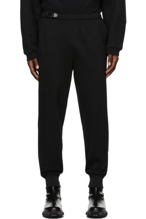 WOOYOUNGMI Jersey Buckle Trousers