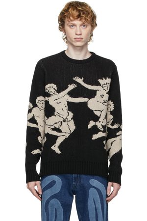 CARNE BOLLENTE SSENSE Exclusive Never Ending Horny Sweater