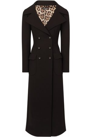 Dolce & Gabbana Women Coats - Cinched double-breasted coat