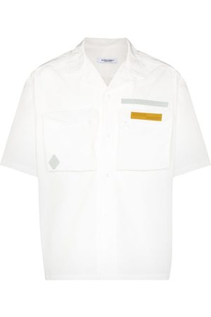 A-cold-wall* Logo patch short-sleeved shirt