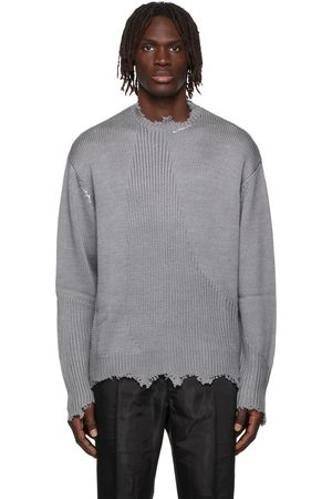 C2H4 Men Long Sleeve - Filtered Reality Arc Sculpture Sweater