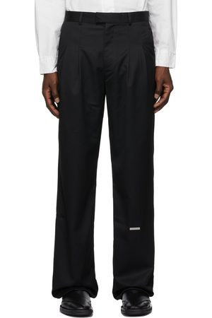C2H4 Trailblazer Pleated Turn-Up Tailor Trousers