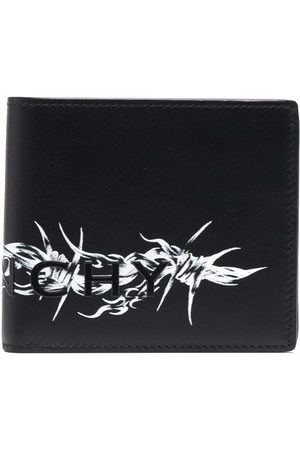 Givenchy Barbed wire bi-fold wallet