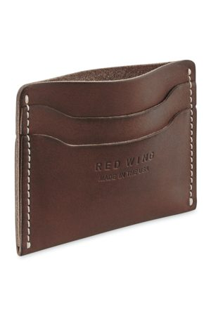 Red Wing Mens Card Holder