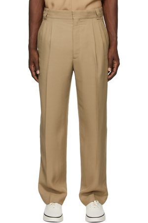 FEAR OF GOD Double Pleated Tapered Trousers