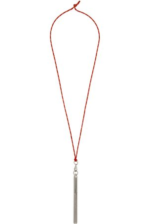 In Gold We Trust Pen Necklace