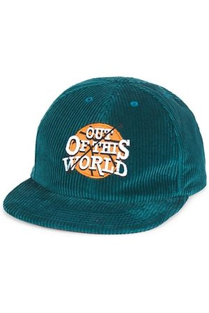 JUST DON Out Of This World Corduroy Hat