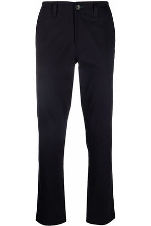 Paul Smith Mid-rise tapered-fit chinos