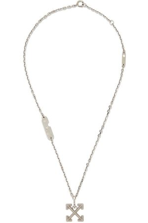 OFF-WHITE Arrows chain necklace