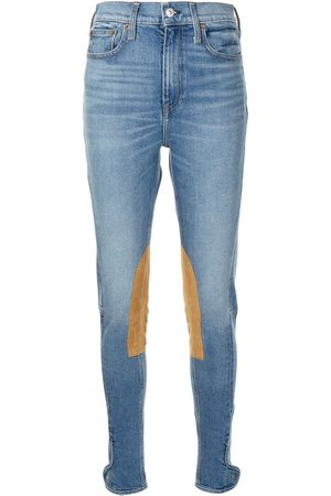 Polo Ralph Lauren Patch-detail skinny jeans