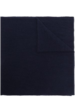 Johnstons Of Elgin Cashmere knitted scarf