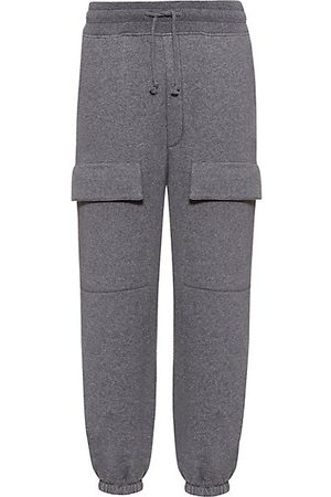 HUGO BOSS X Russell Athletic Cargo Joggers